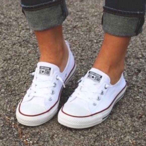 209c9d1a6db Converse Shoes -  OFF-WHITE  CONVERSE Shoreline Slip-Ons